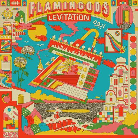 Flamingods: Levitation: Signed CD