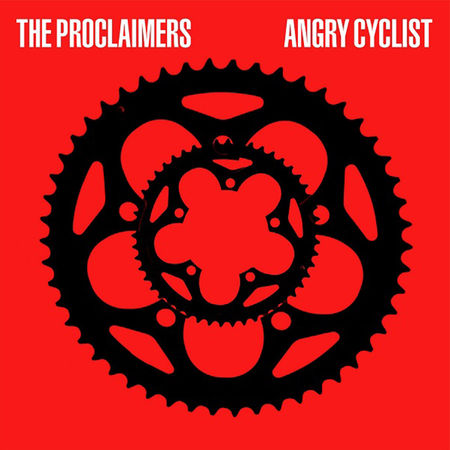 The Proclaimers: Angry Cyclist