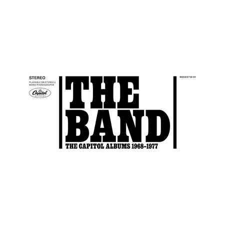 The Band: The Capitol Albums (1968-1977) (8LP)