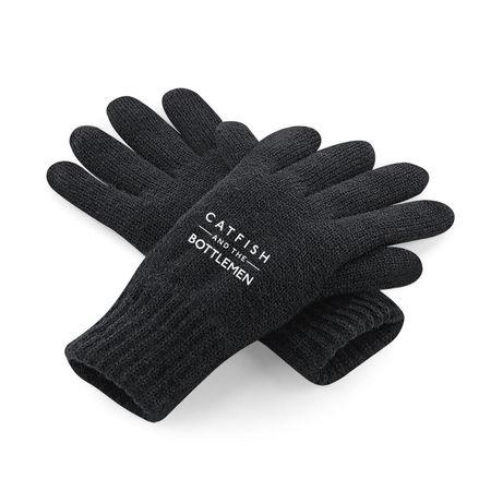 Catfish And The Bottlemen: Logo Gloves