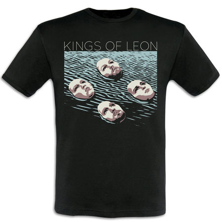 Kings Of Leon: Faces In Water