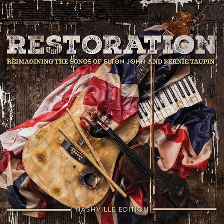 Various Artists: Restoration: Elton John Salute - Country