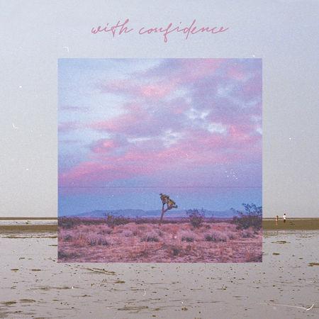 With Confidence: With Confidence: Bone Vinyl LP