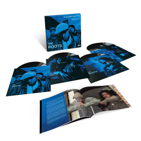 The Roots: Do You Want More?!!!??! [Deluxe 4 LP]