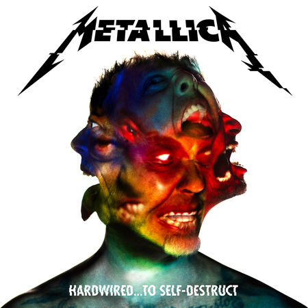 Metallica: Hardwired…To Self Destruct Standard CD