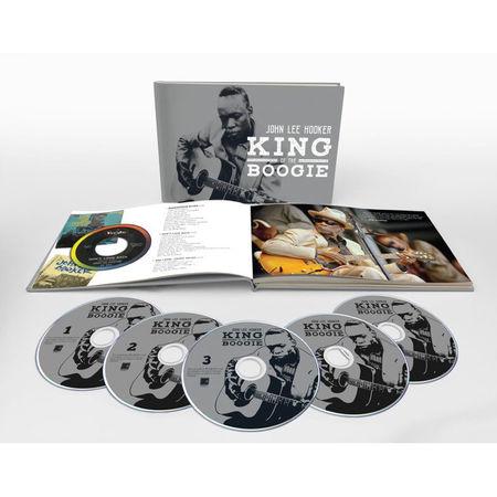 John Lee Hooker: King Of The Boogie