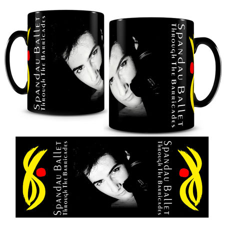 Spandau Ballet: Iconic Photo Mug 'Tony'