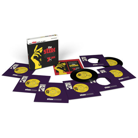 Various Artists: The Stax Vinyl 7s Box & Print