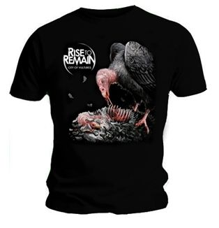 Rise To Remain: City Of Vultures T-shirt