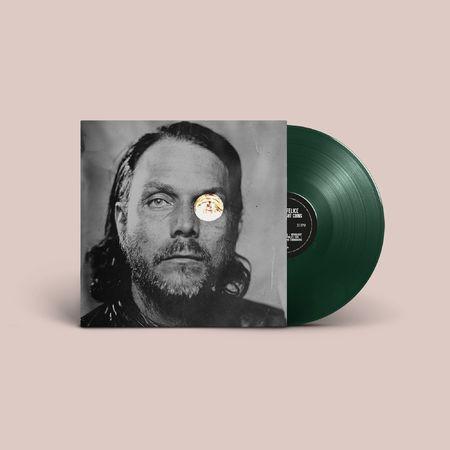 Simone Felice: All The Bright Coins: Dark Green Vinyl LP