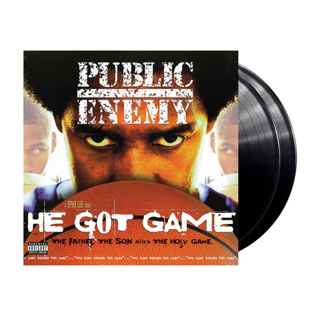 Public Enemy: He Got Game (2LP)
