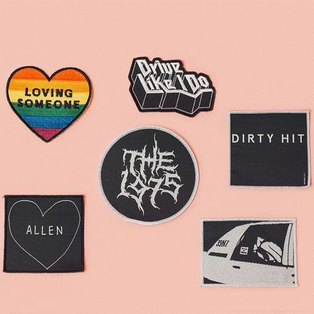 The 1975: The 1975 Patch Set