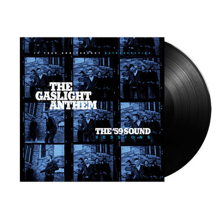 The Gaslight Anthem: The '59 Sound Sessions (LP)