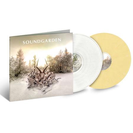 Soundgarden: King Animal (2LP White/Butter Cream) (LP)