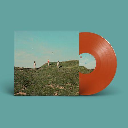 Peakes: Peripheral Figures: Signed Exclusive Nectarine Vinyl LP