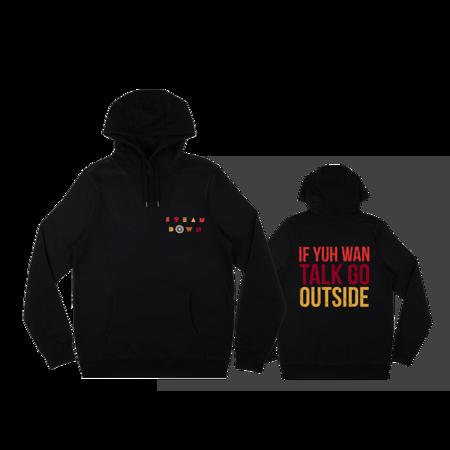 Steam Down: Steam Down hoodie