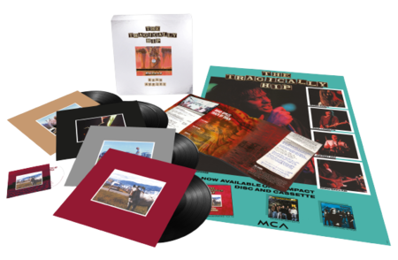 The Tragically Hip: The Road Apples 30th Anniversary Edition 5LP Box Set