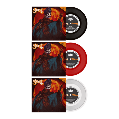Ghost: Hunter's Moon: Triple Red, Clear & Black 7