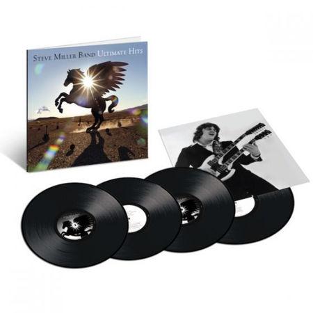 Steve Miller Band: Ultimate Hits (4LP)