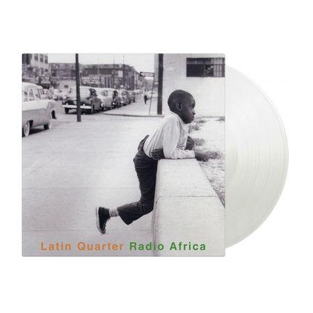 Latin Quarter: Radio Africa: Limited Edition Crystal Clear Vinyl