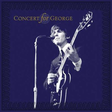 Various Artists: Concert For George (2 CD + 2 Blu-Ray)