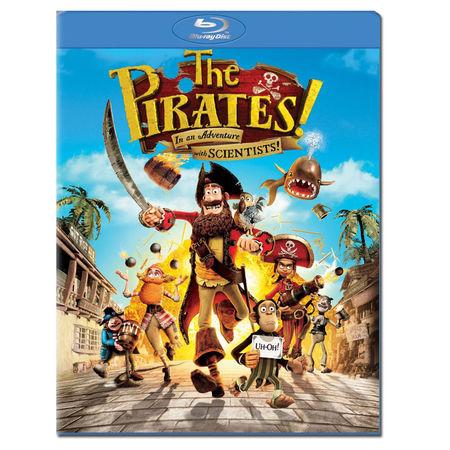 Pirates: The Pirates Blu-ray