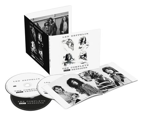 Led Zeppelin: The Complete BBC Sessions: Deluxe Edition