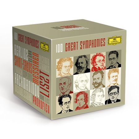 Various: 100 Great Symphonies