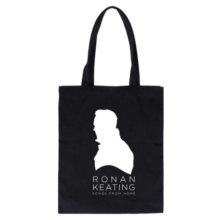 RonanKeating: Songs From Home Silhouette Tote