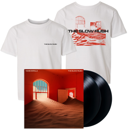 Tame Impala: The Slow Rush LP + T-Shirt