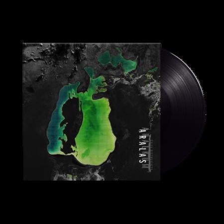 Galya Bisengalieva: Aralkum Aralas: Black Vinyl LP