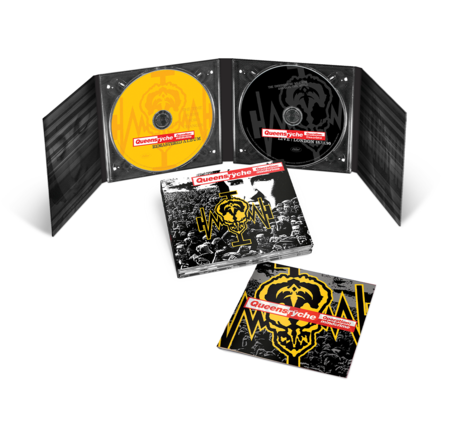 Queensryche: Operation: Mindcrime: 2CD