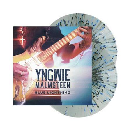 Yngwie Malmsteen: Blue Lightning: Limited Edition Blue Splatter Vinyl
