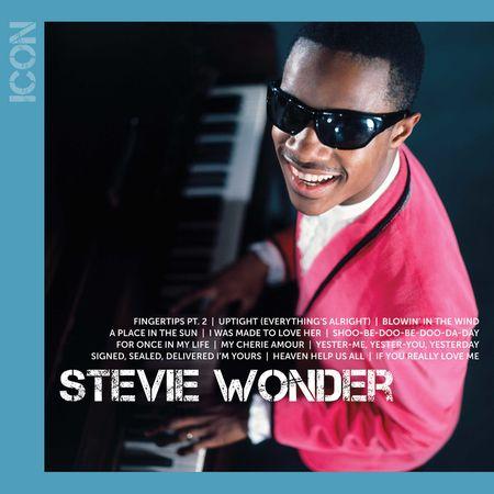 Stevie Wonder: Icon (CD)