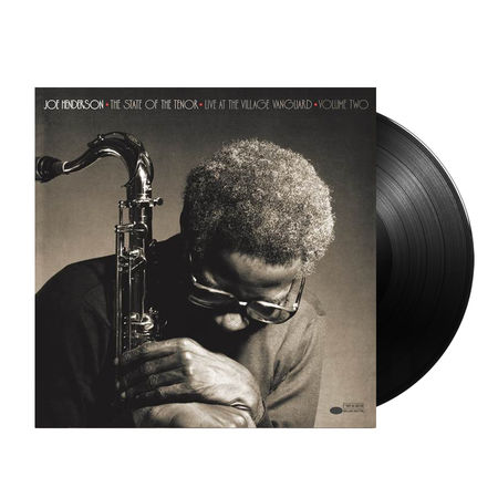 Joe Henderson: The State Of The Tenor: Live At The Village Vanguard Vol. 2 (Tone Poet Series)