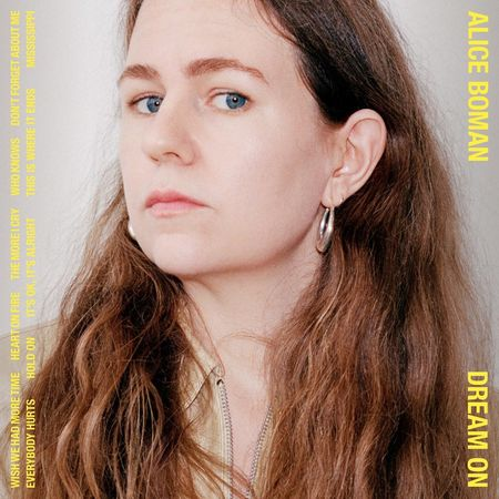 Alice Boman: Dream On: Exclusive Signed CD