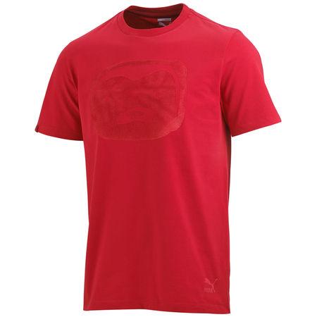 Professor Green: Honey Badger T-Shirt Chinese Red