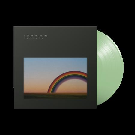 Lightning Bug: A Color of the Sky: Recordstore Exclusive Coke Bottle Clear Vinyl LP + Signed Art Print [Alternate Artwork]