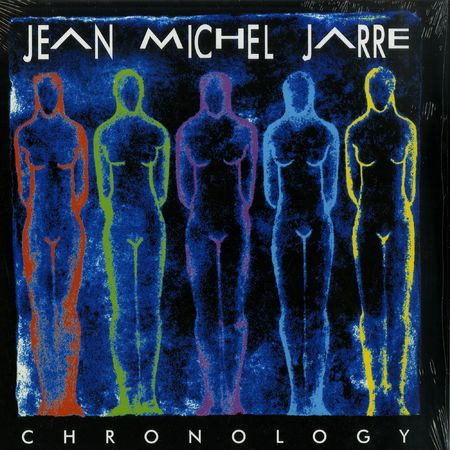 Jean-Michel Jarre: Chronology: Vinyl LP
