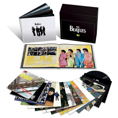 The Beatles: Stereo Boxed Set (16 LP)