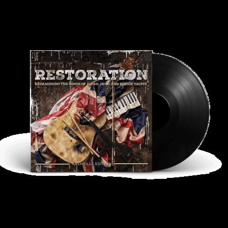 Elton John: Restoration LP