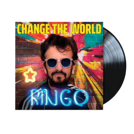 Ringo Starr: Change The World EP: Limited Edition 10