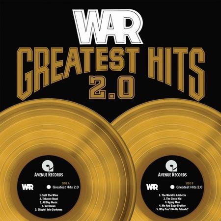 WAR: Greatest Hits 2.0: 2CD