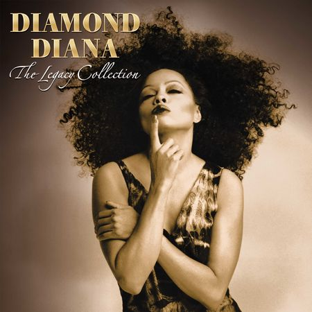 Diana Ross: Diamond Diana: The Legacy Collection