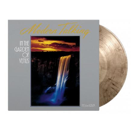 Modern Talking: In The Garden Of Venus: Limited Edition Coloured Vinyl