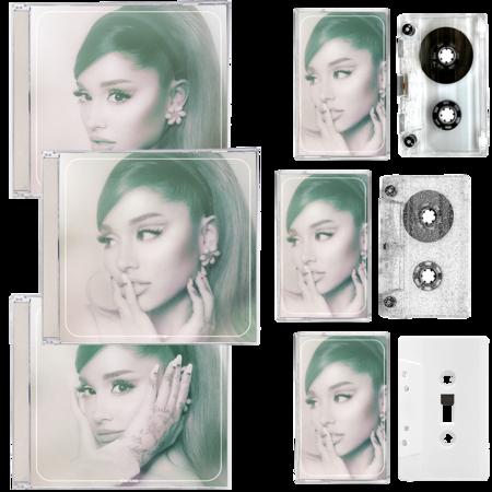 Ariana Grande: positions - complete bundle