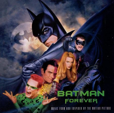 Various Artists: Batman Forever (Music From The Motion Picture)