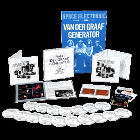 Van Der Graaf Generator: The Charisma Years (Boxed Set) (17 CD + 3 BluRay)
