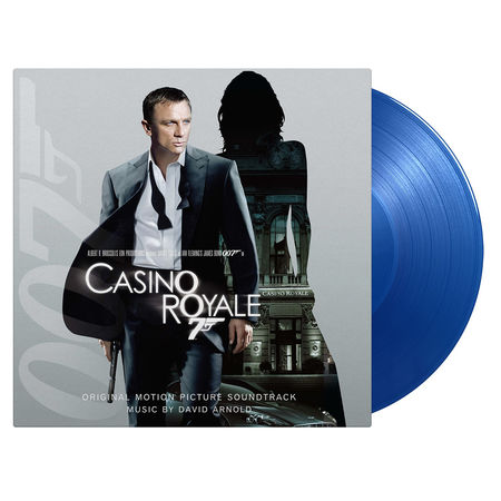 Original Soundtrack: Casino Royale: Limited Edition Double Blue Vinyl