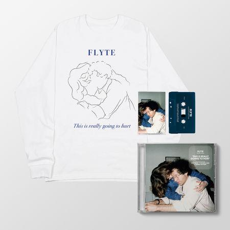 Flyte: Cassette, Embrace Longsleeve + CD